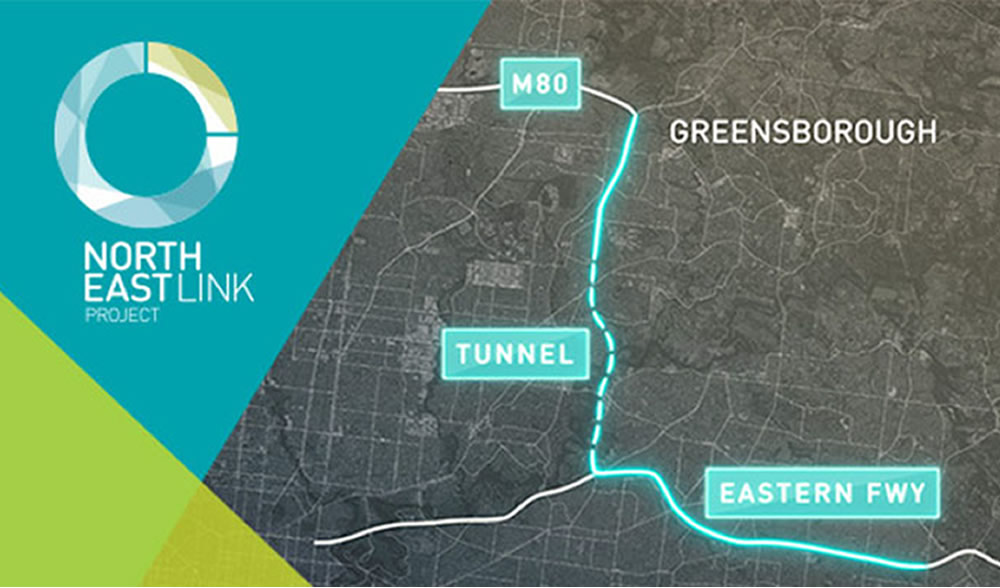 North East Link map2
